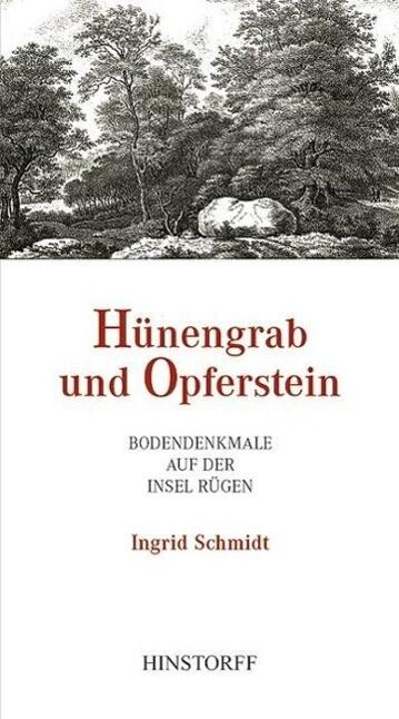 Hünengrab und Opferstein als Buch (kartoniert)