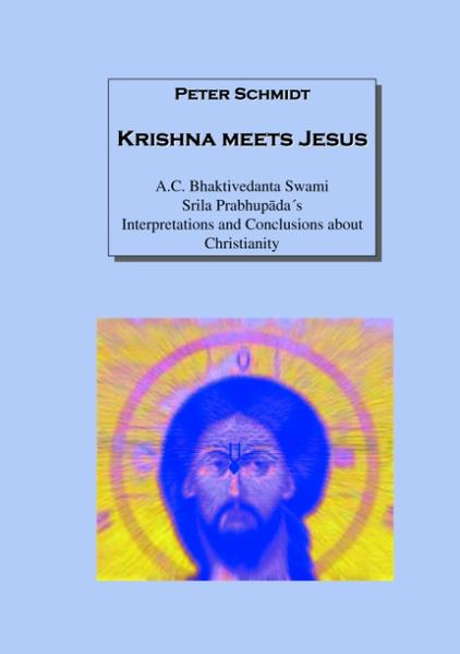 Krishna meets Jesus als Buch (kartoniert)