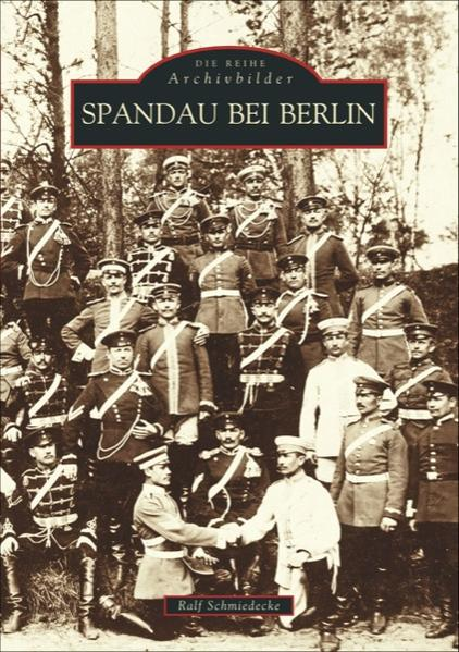Berlin - Spandau als Buch (kartoniert)