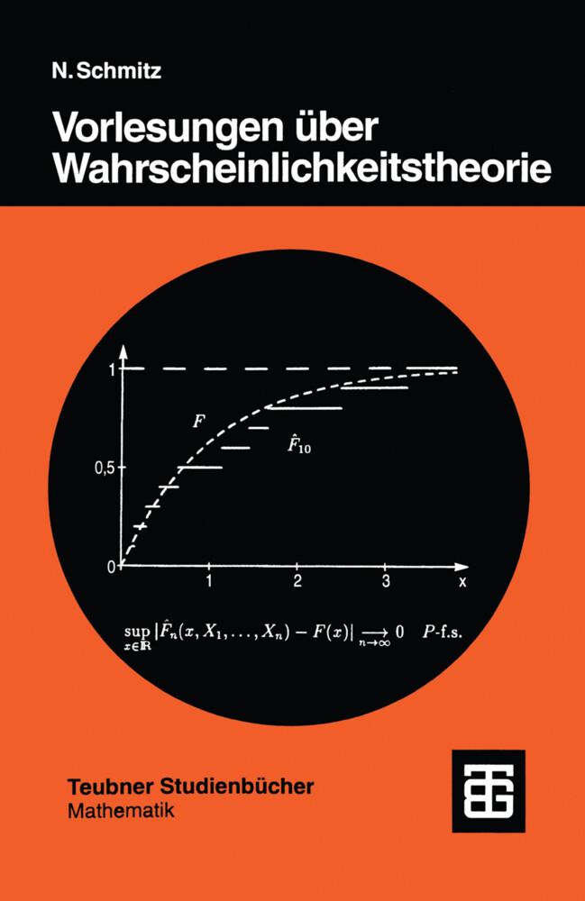 Vorlesungen über Wahrscheinlichkeitstheorie als Buch (kartoniert)