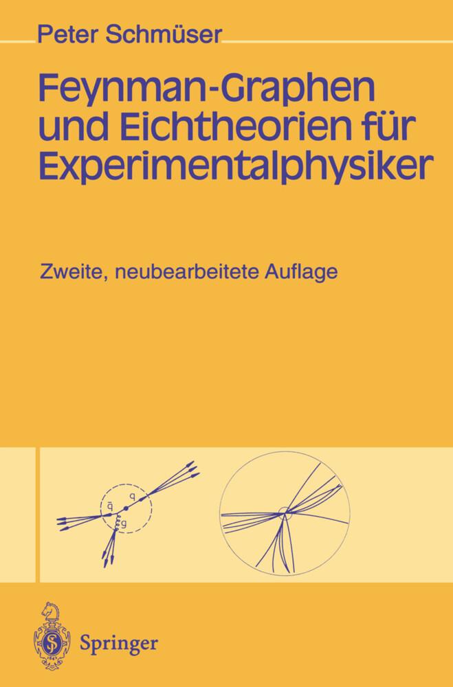 Feynman - Graphen und Eichtheorien für Experimentalphysiker als Buch (kartoniert)