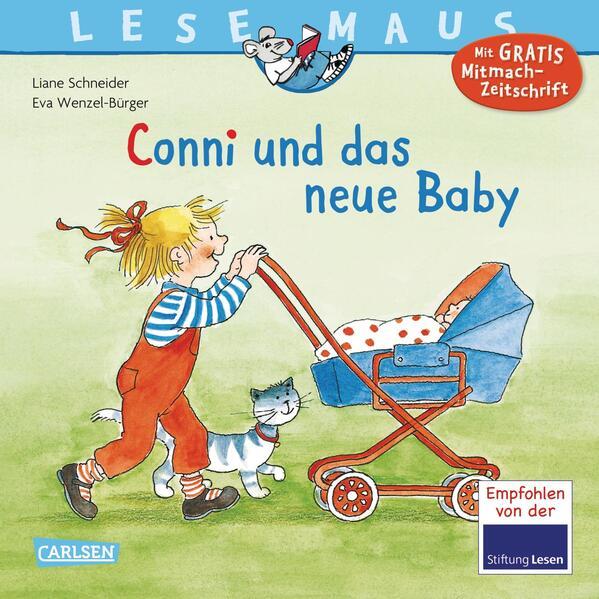 Conni und das neue Baby als Buch (kartoniert)