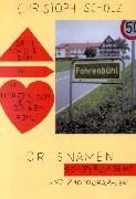 Ortsnamen schüttelgereimt und photographiert als Buch (gebunden)
