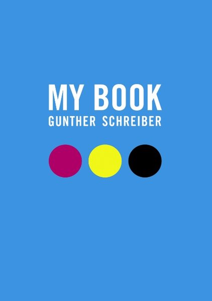My Book als Buch (gebunden)