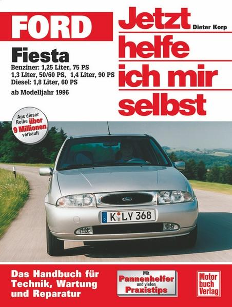 Ford Fiesta ab Modelljahr 1996 als Buch (kartoniert)