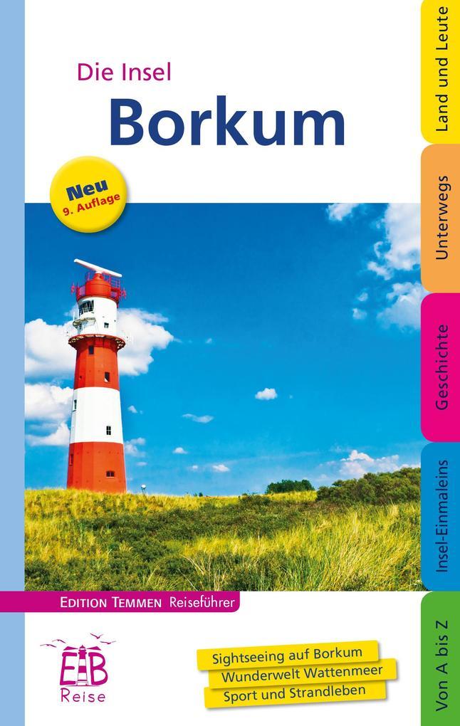 Die Insel Borkum als Buch (kartoniert)