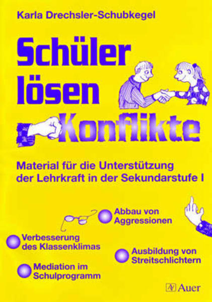 Schüler lösen Konflikte als Buch (kartoniert)