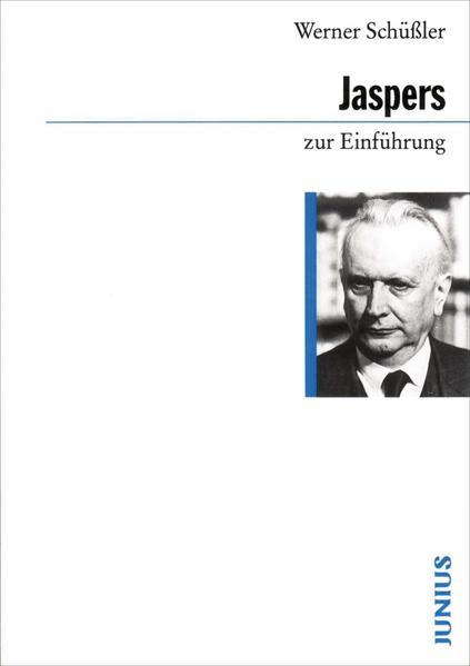 Jaspers zur Einführung als Buch (kartoniert)