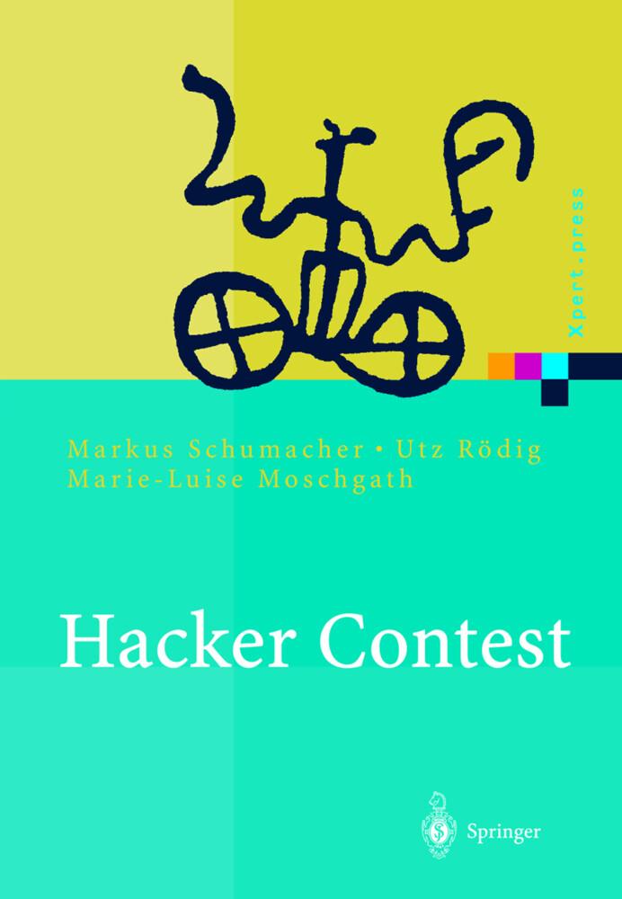 Hacker Contest als Buch (gebunden)