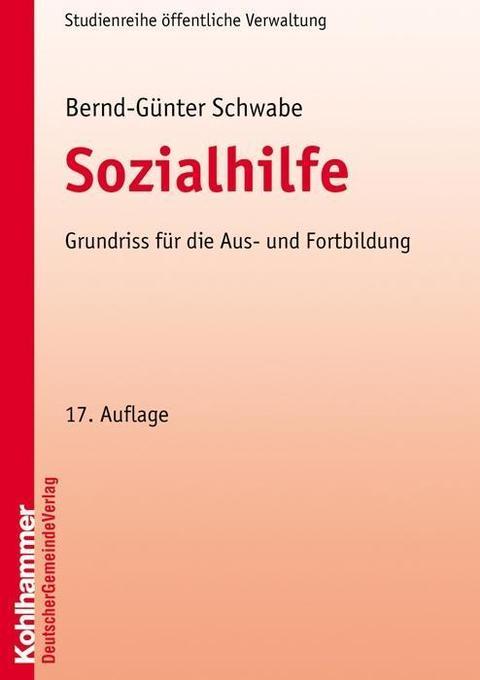 Sozialhilfe als Buch (kartoniert)