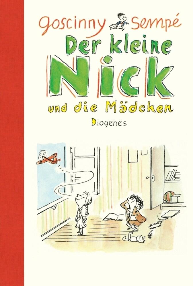 Der kleine Nick und die Mädchen als Buch (gebunden)