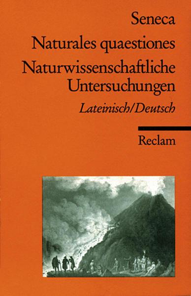 Naturwissenschaftliche Untersuchungen / Naturales quaestiones als Taschenbuch