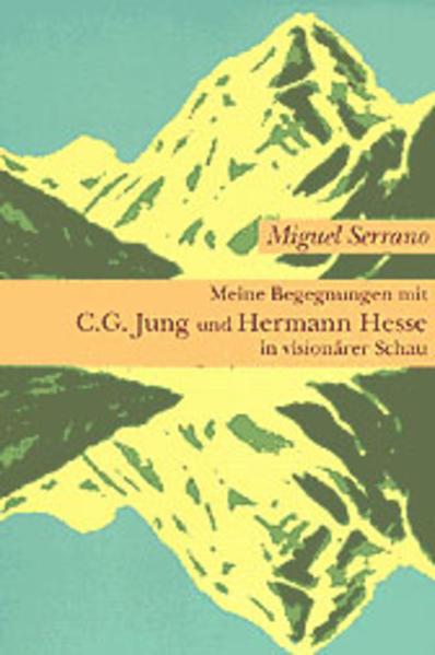Meine Begegnungen mit C. G. Jung und Hermann Hesse in visionärer Schau als Buch (kartoniert)