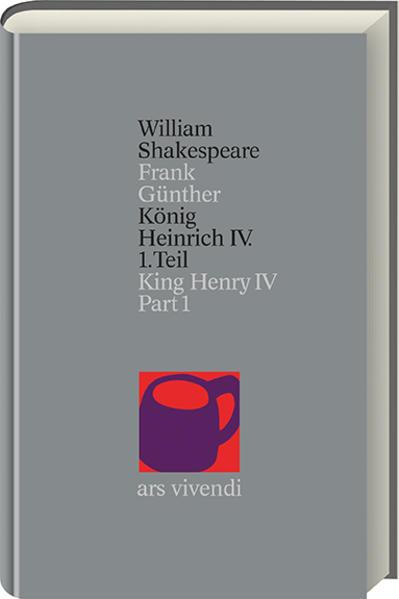 König Heinrich IV. 1. Teil als Buch (gebunden)