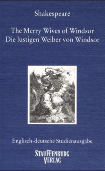 Die lustigen Weiber von Windsor / The Merry Wives of Windsor als Buch (kartoniert)