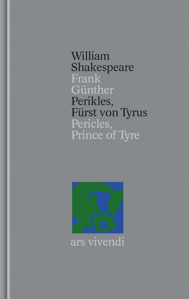 Perikles - Fürst von Tyrus als Buch (gebunden)