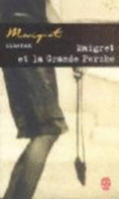 Maigret et la Grande Perche als Buch (kartoniert)