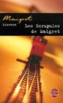 Les scrupules de Maigret als Taschenbuch