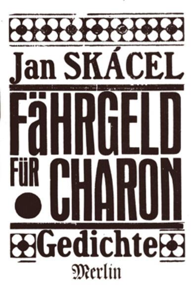 Fährgeld für Charon als Buch (kartoniert)