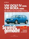 So wird's gemacht. VW Golf IV Diesel 68-150 PS ab 9/97 bis 9/03, Bora Diesel 68-115 PS ab 9/98