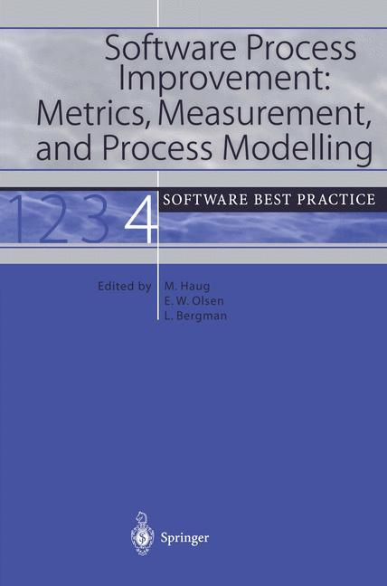 Software Process Improvement: Metrics, Measurement, and Process Modelling als Buch (gebunden)