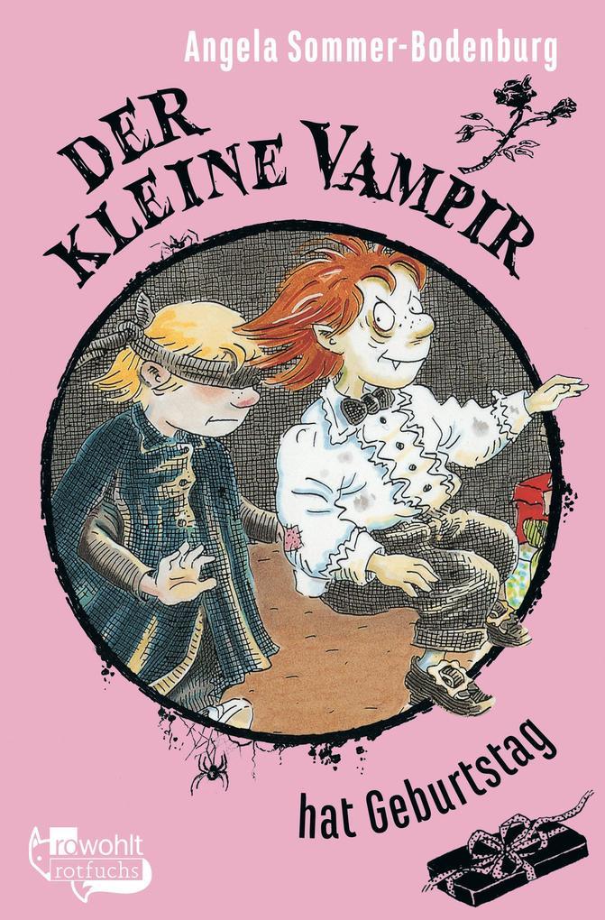 Der kleine Vampir hat Geburtstag als Taschenbuch