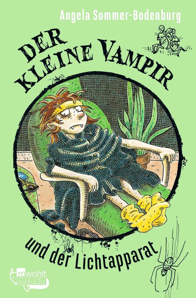 Der kleine Vampir und der Lichtapparat als Taschenbuch