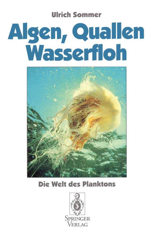 Algen, Quallen, Wasserfloh als Buch (kartoniert)