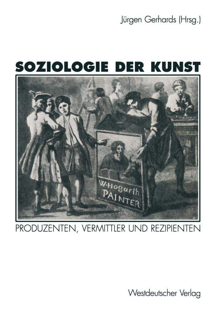 Soziologie der Kunst als Buch (kartoniert)