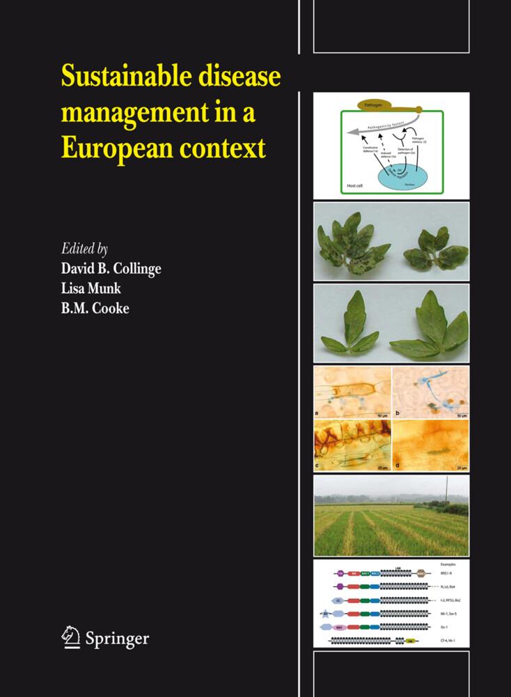 Sustainable disease management in a European context als Buch (kartoniert)