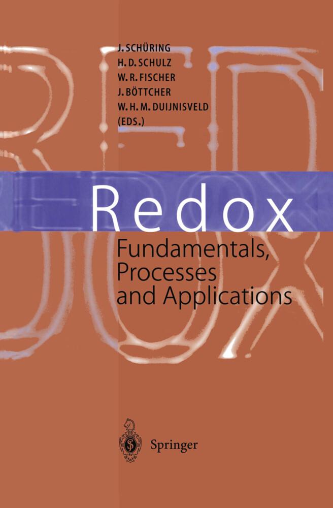Redox als Buch (kartoniert)