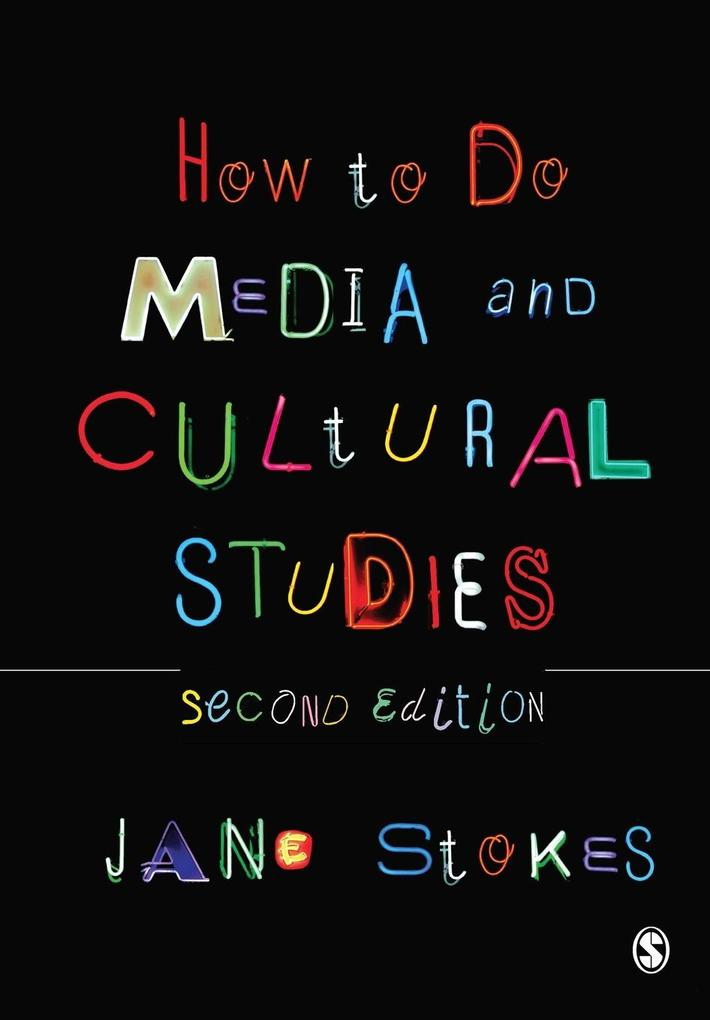 How to Do Media and Cultural Studies als Buch (kartoniert)