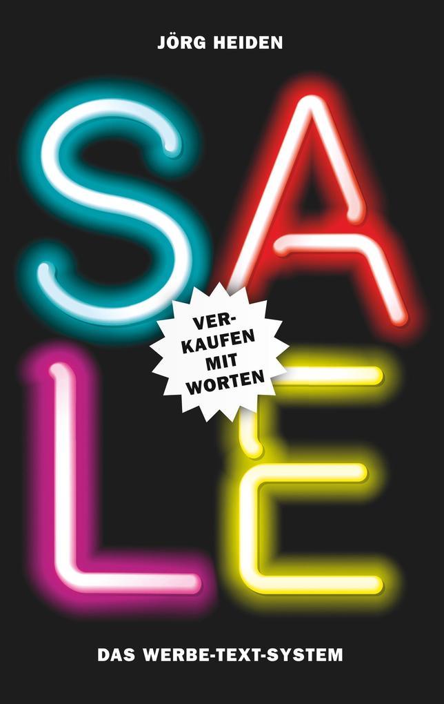 Sale: Verkaufen mit Worten als Buch (kartoniert)