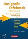 Das große Tafelwerk interaktiv 2.0 Mathematik, Informatik, Astronomie, Physik, Chemie, Biologie. Schülerbuch. Allgemeine Ausgabe außer Niedersachsen und Bayern
