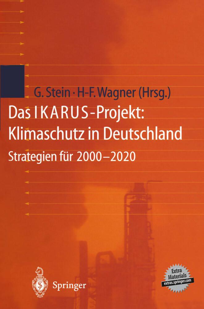 Das IKARUS-Projekt: Klimaschutz in Deutschland als Buch (gebunden)