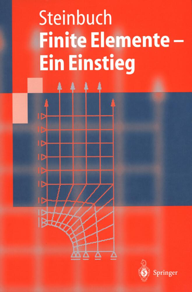 Finite Elemente - Ein Einstieg als Buch (kartoniert)