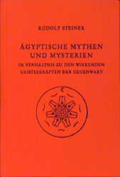 Ägyptische Mythen und Mysterien als Buch (gebunden)