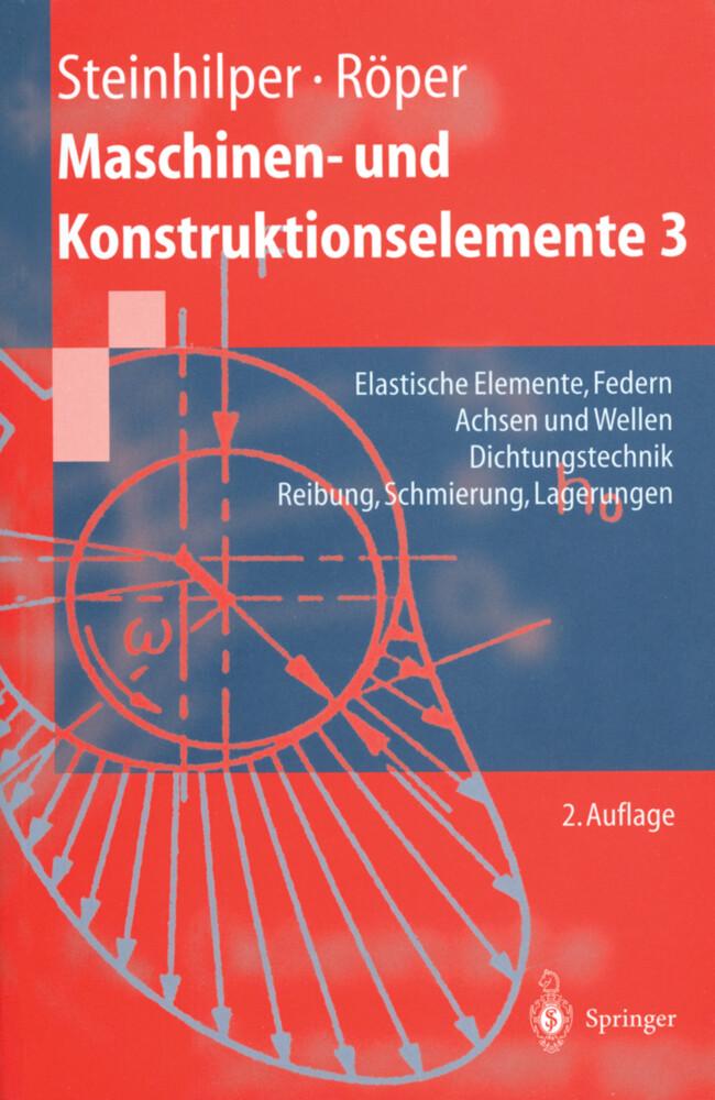 Maschinen- und Konstruktionselemente 3 als Buch (kartoniert)