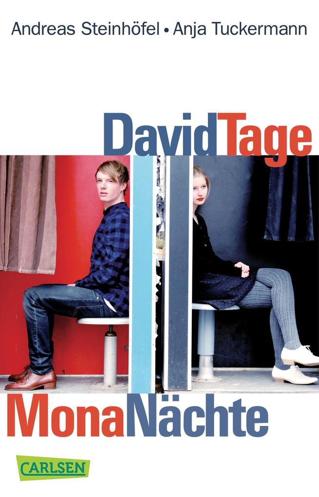 David Tage, Mona Nächte als Taschenbuch