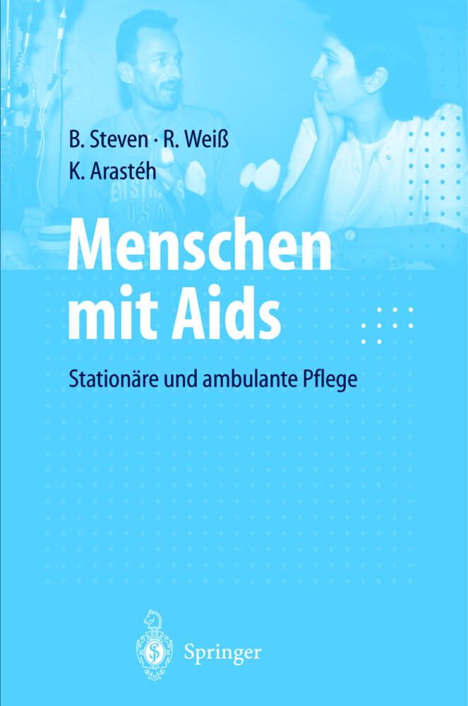 Menschen mit Aids als Buch (kartoniert)