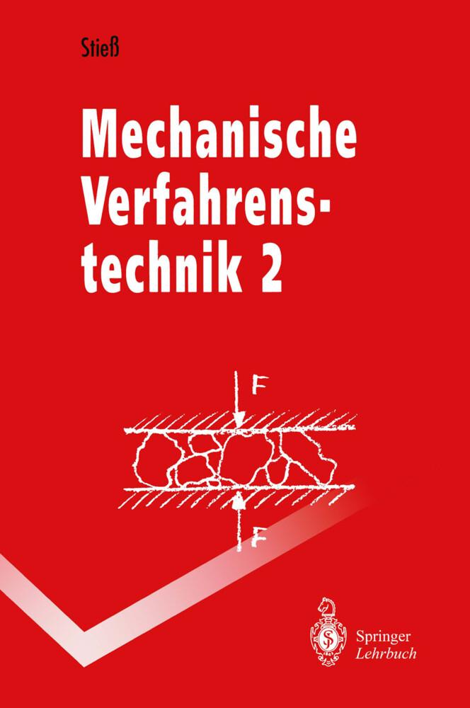 Mechanische Verfahrenstechnik als Buch (kartoniert)