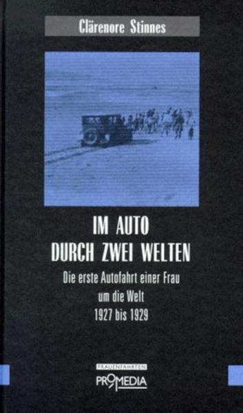 Im Auto durch zwei Welten als Buch (gebunden)
