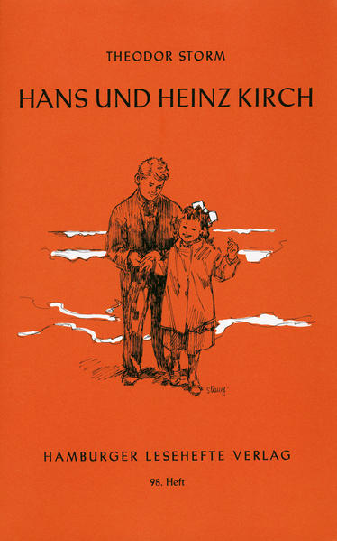 Hans und Heinz Kirch als Taschenbuch