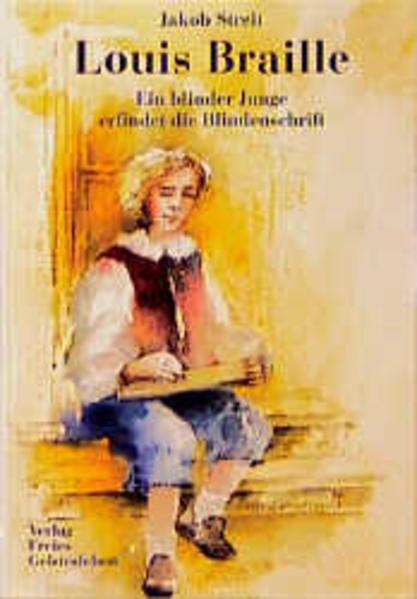 Louis Braille als Buch (gebunden)
