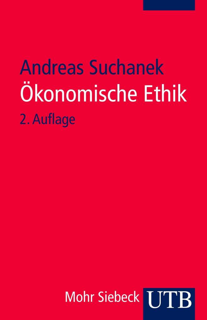 Ökonomische Ethik als Taschenbuch