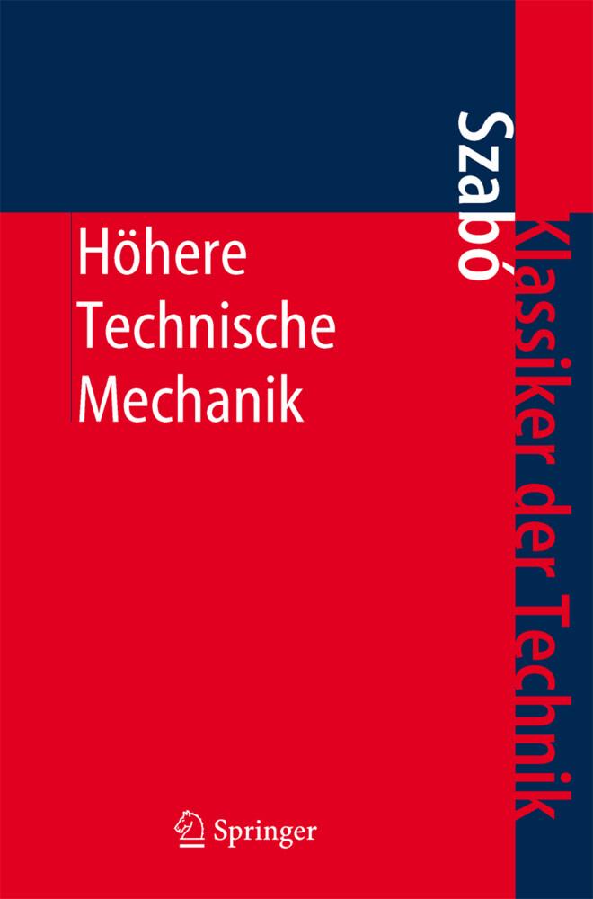 Höhere Technische Mechanik als Buch (gebunden)