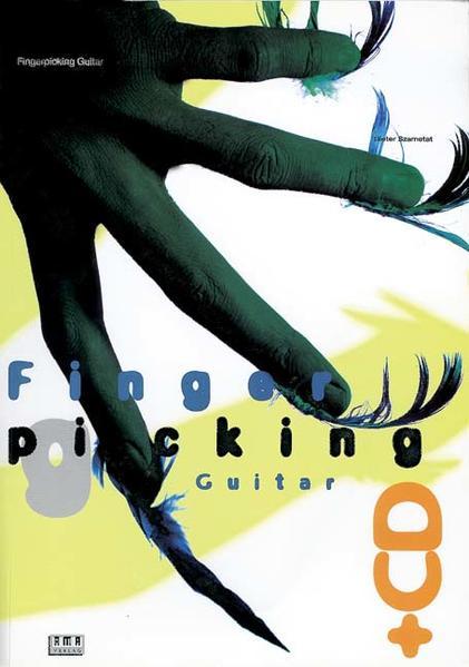 Fingerpicking Guitar. Mit CD als Buch (kartoniert)