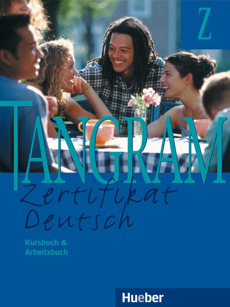 Tangram Z. Kursbuch und Arbeitsbuch als Buch (kartoniert)