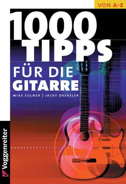Tausend Tips für die Gitarre als Buch (kartoniert)