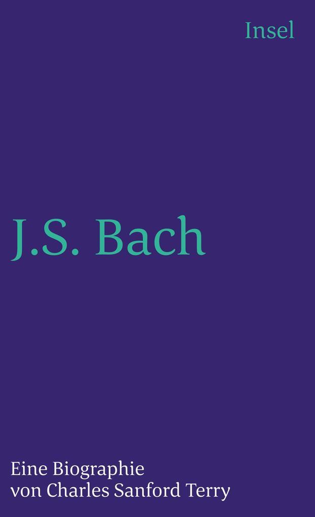 Johann Sebastian Bach als Taschenbuch